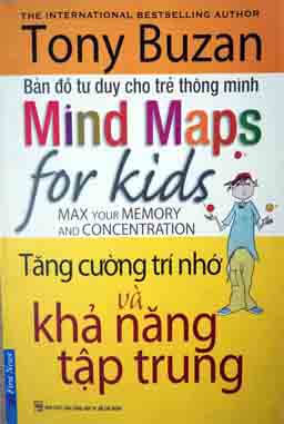 Mind Maps for Kids - Tony Buzan | Atabook.com